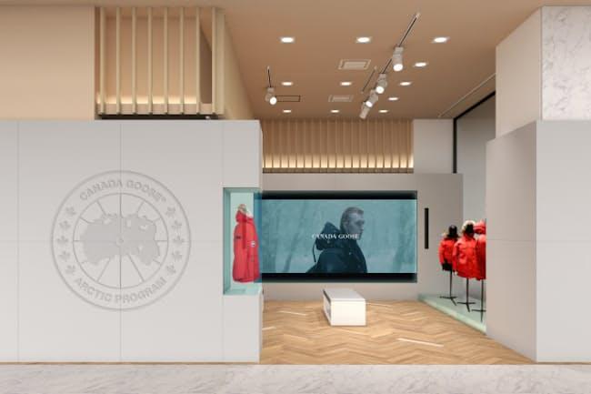 11月18日に伊勢丹新宿店メンズ館1階にオープン。野村訓市氏がショートフィルムや内装を手がける
