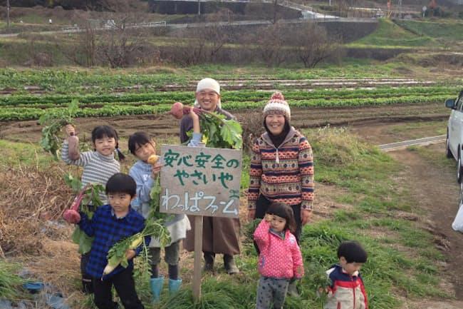 お取り寄せで、採れたて野菜のおいしさと農家のこだわりを知る。(わっぱファーム)