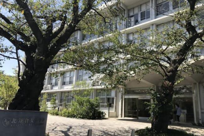 開成前校長の柳沢幸雄氏が学園長を務める北鎌倉女子学園