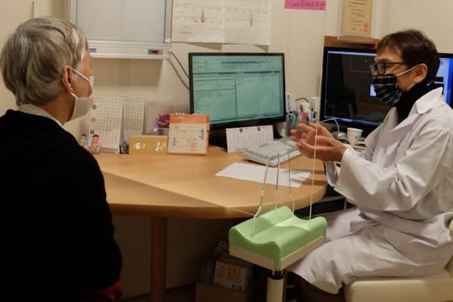 寒暖差疲労には蓄積された別のストレスが遠因となるケースが多い(東京都港区のクリニックでの診療)