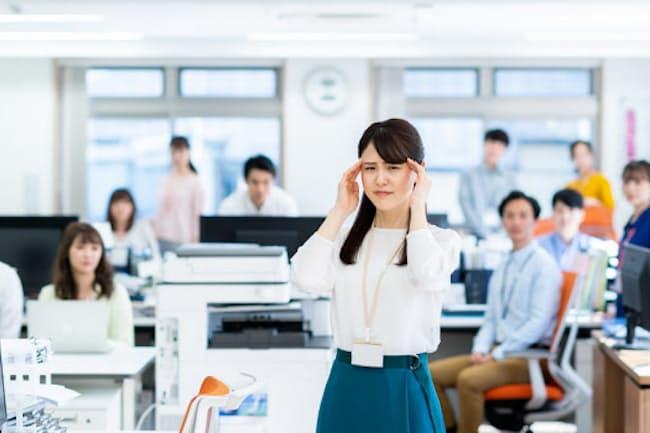 人間関係の悩みは職場を変えても繰り返す可能性がある(写真はイメージ) =PIXTA