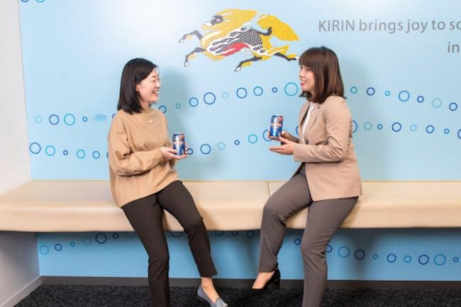 日本で初めて「糖質ゼロ」を実現した「キリン一番搾り 糖質ゼロ」。誕生までの長い道のりを、「一番搾り」のマーケティング担当者と開発担当者が明かす