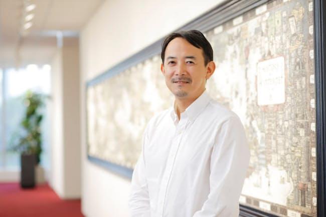 川辺健太郎・Zホールディングス社長(写真はZHD提供)