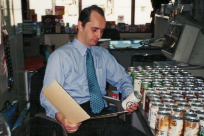 日本リーバでは缶飲料やチルド飲料といった新ジャンルの製品開発に取り組んだ