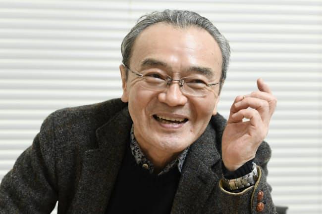 さいとう・ひろし 1952年東京都生まれ。86年「ルドルフとイッパイアッテナ」で講談社児童文学新人賞を受賞し、デビュー。近刊「アーサー王の世界 聖杯の騎士パーシヴァル」。亜細亜大学経営学部教授。