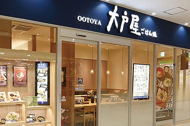 大戸屋ホールディングスは優待金額を年5000円から8000円に増やした