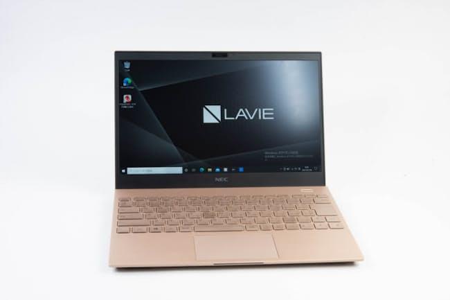 NECパーソナルコンピュータの「LAVIE Pro Mobile」新モデル