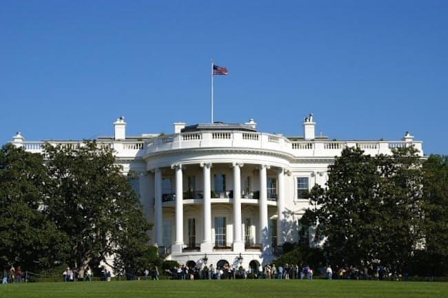 ホワイトハウスのあるじは変わったが、政権の足場は固まりきってはいない(写真はイメージ)=PIXTA