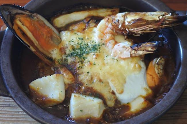 「伽哩本舗門司港レトロ店」は卵とチーズの調理に関する特許を取得