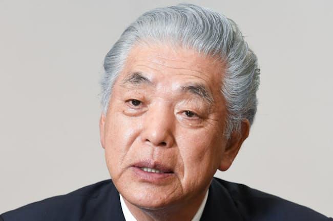 おしみ・よしかず 74年(昭49年)東工大工卒、鹿島入社。05年執行役員、10年専務執行役員。15年から現職。神奈川県出身。71歳