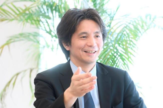ヒューマンアカデミーの川上輝之社長はAI講座に手応えを感じる
