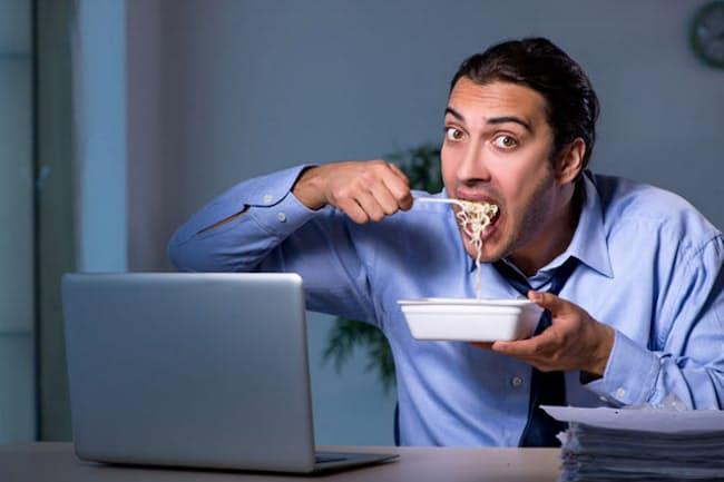「朝食抜き」と「遅い夕食」は腎臓にも悪影響を与える恐れが。(C)Elnur Amikishiyev-123RF