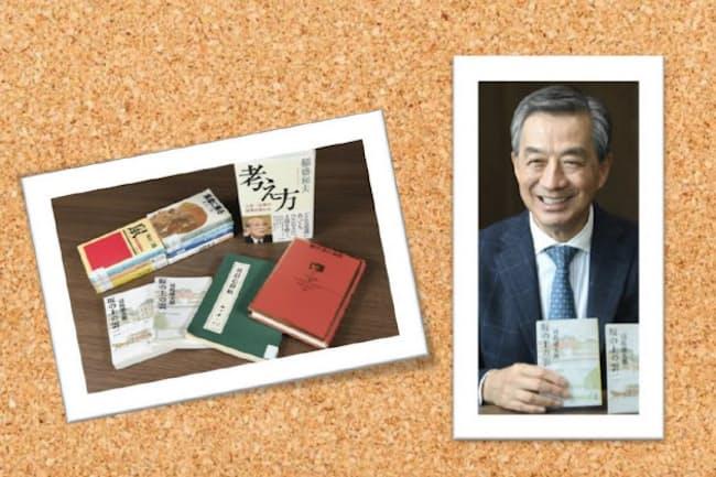 野島広司氏と座右の書・愛読書