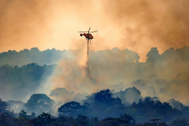 温暖化の影響で災害が多発している(画像はイメージ=PIXTA)