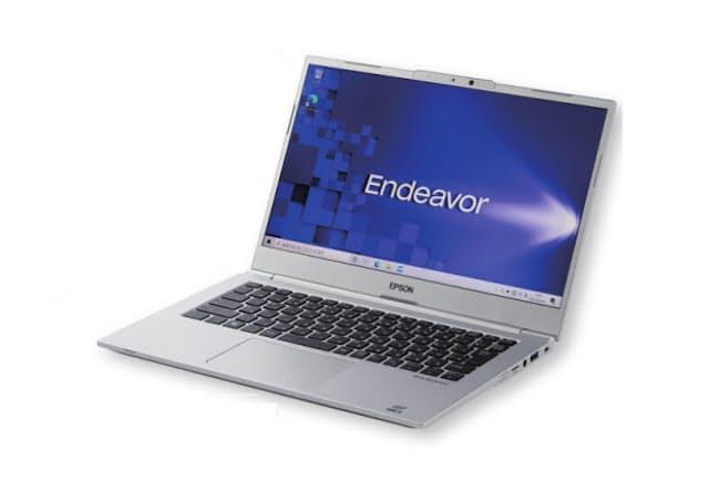 「Endeavor NA710E」(エプソンダイレクト)●直販価格 15万1800円(下記の基本構成の場合)