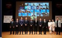 FIN/SUMアイデアソン表彰式から(2021年3月18日)