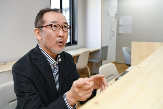 サイエンス作家 竹内薫氏