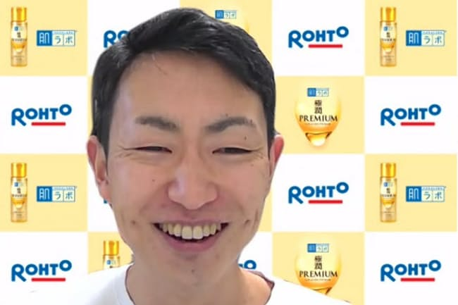 ロート製薬CEO付兼未来社会デザイン室長の荒木健史さん