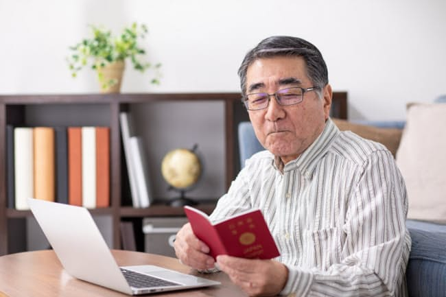 退職金を得て「一休み」を決め込むと、転職で後れを取りやすい(写真はイメージ) =PIXTA