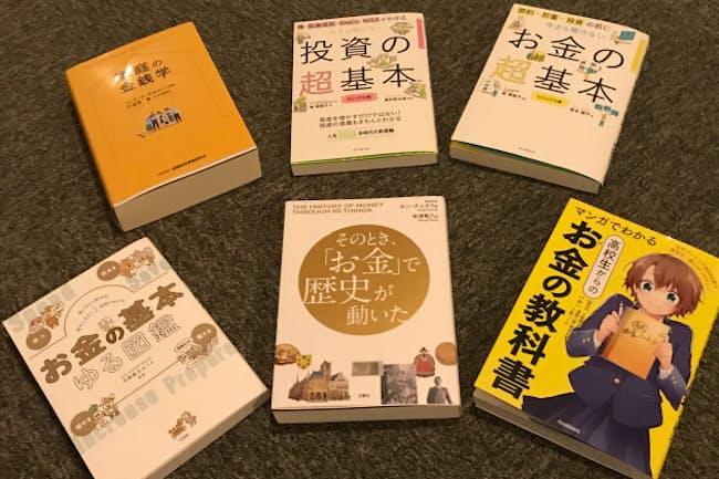 漫画から約900ページの大作まで、本腰を入れてお金に向き合おうという書籍が増えている