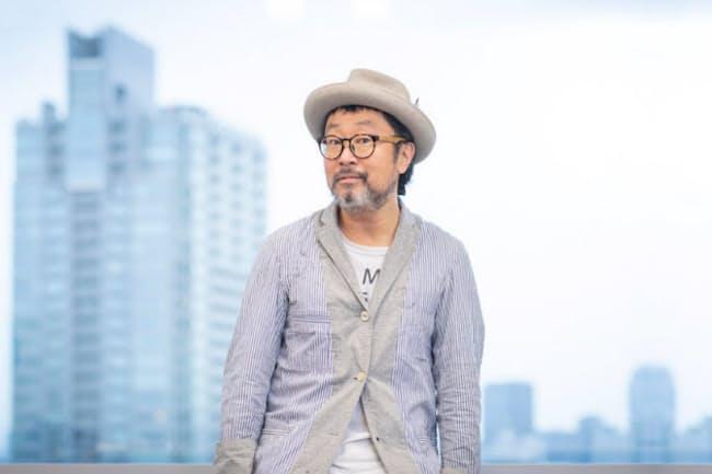 大江千里さん(写真は2020年1月の前回取材時に撮影)。今回はブルックリンの自宅からリモート取材