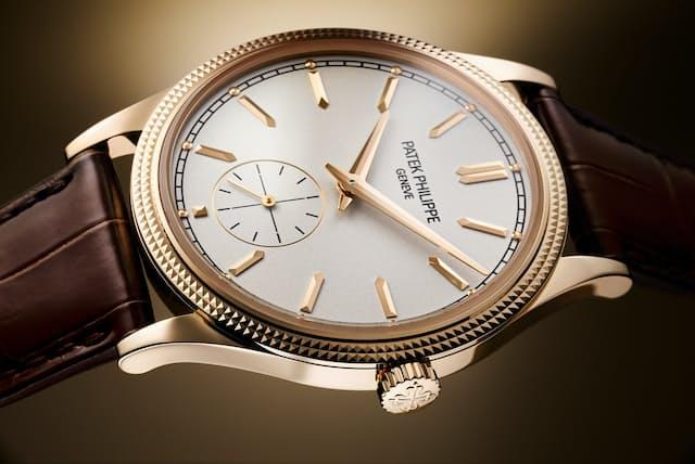時計は自らをアピールするアイテム。企業トップにふさわしい、品格を備えた男女モデルを紹介する