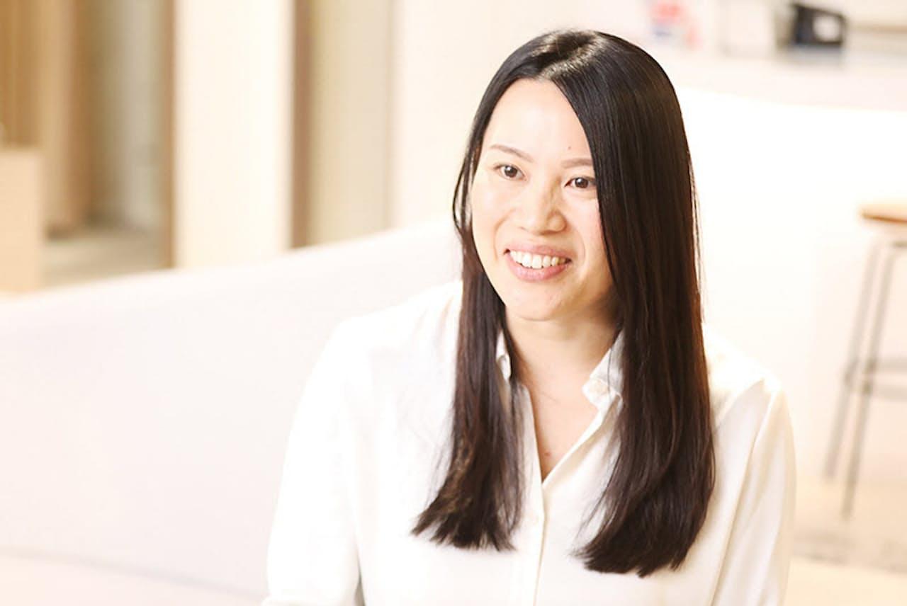 ワコール イノベーション戦略室 開発部長・シニアフェローの篠塚厚子さん