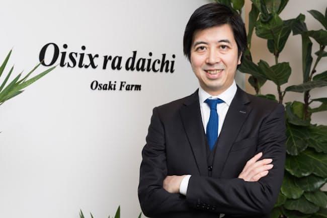 オイシックス・ラ・大地社長 高島宏平氏