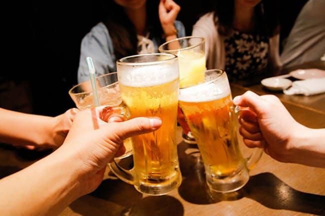 飲まない(飲めない)人はノンアル・ソフトドリンクに満足しているのだろうか?(写真/Shutterstock)