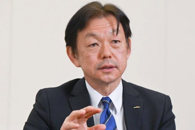 村田製作所の中島規巨社長