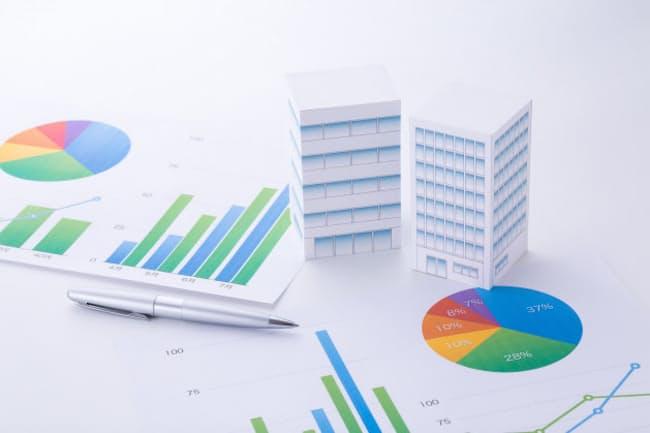 東京ではオフィス価格への影響が大きい空室率が急上昇している(写真はイメージ=PIXTA)