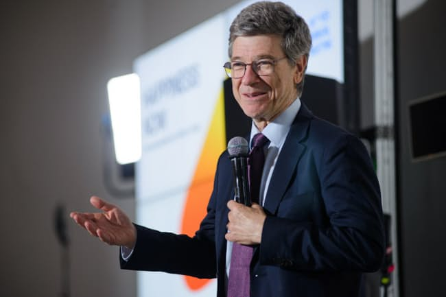 ジェフリー・サックス・コロンビア大学教授 (c)Keiv,2019