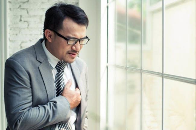健康診断で高血圧を指摘されても、放置しているビジネスパーソンは多いが…。写真はイメージ=123RF