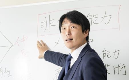 中山准教授は非認知能力を高めることは企業の生産性の向上にも役立つと説く