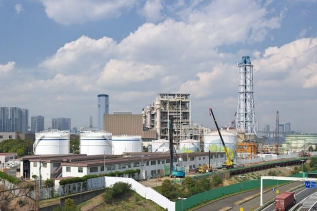日本は火力発電への依存度が高い(写真はイメージ)=PIXTA