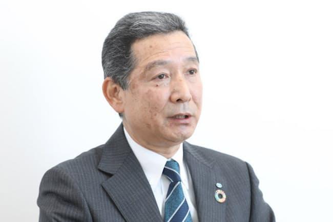 YKKの大谷裕明社長