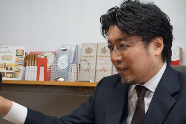 黒川健太・生産者直売のれん会社長