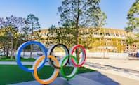 東京五輪・パラリンピックは多くの会場で無観客になりそうだ(2019年11月末撮影)