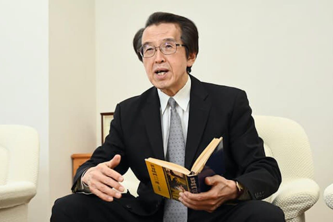 しぼおた・あつお 1954年東京都出身。東大法卒、通産省(現経産省)入省。貿易経済協力局長、財務省関税局長。14年から富士石油社長、21年6月から現職。