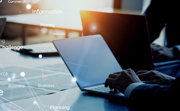 デジタルシフトで先行するNECの取り組みは他社のベンチマークとなった。写真はイメージ