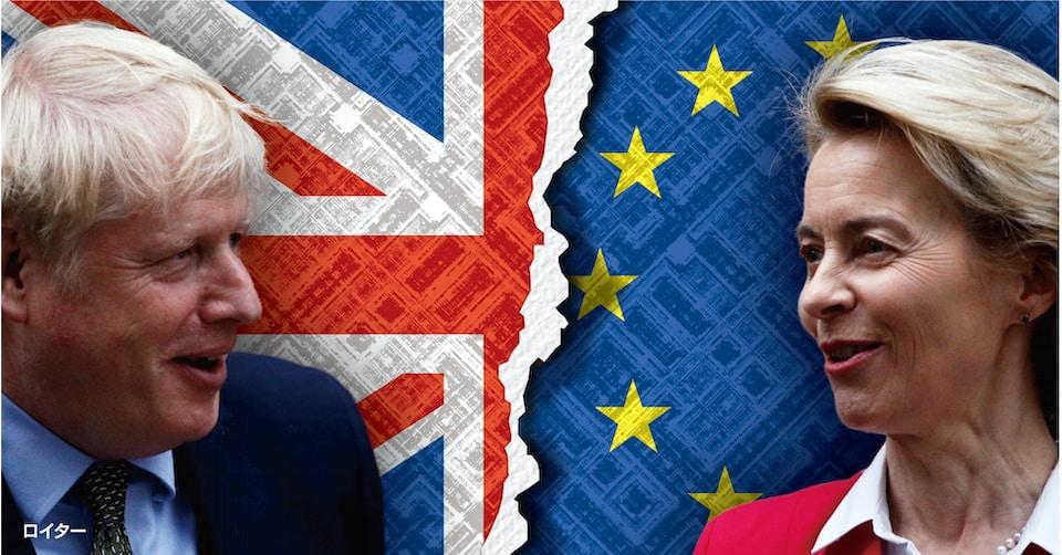 英EU離脱(ブレグジット)