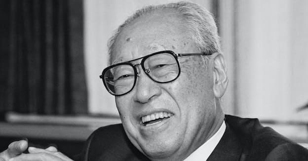 佐治敬三(サントリー会長)1993年4月掲載