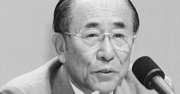 樋口広太郎(アサヒビール名誉会長)2001年1月掲載