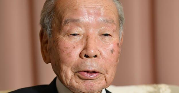 石原信雄(元内閣官房副長官)