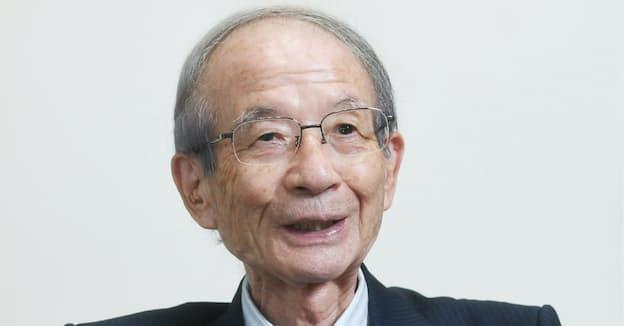 野中郁次郎(一橋大学名誉教授)