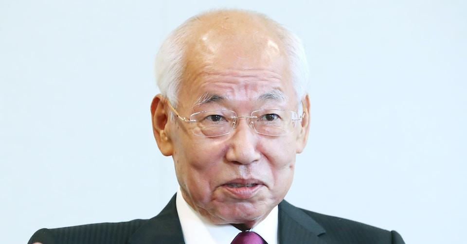 鈴木幸一(IIJ会長)