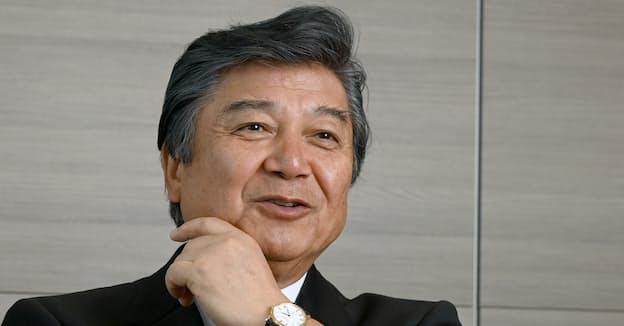 鈴木茂晴(日本証券業協会会長)