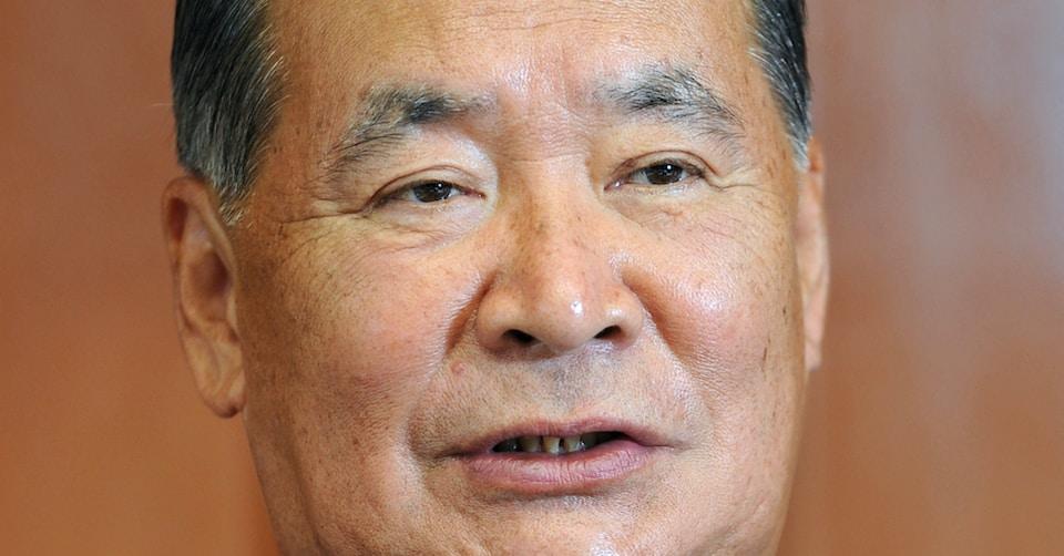 立石義雄(オムロン名誉会長)2012年11月掲載