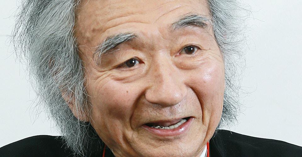 小澤征爾(指揮者)2014年1月掲載