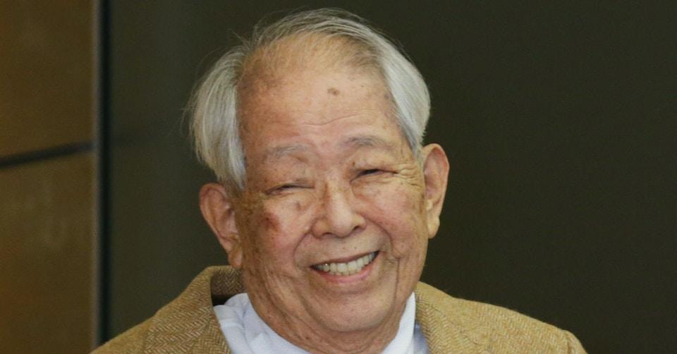 小柴昌俊(東京大学特別栄誉教授)2003年2月掲載